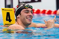 PALTRINIERI Gregorio ITA ITALY gold medal<br /> London, Queen Elizabeth II Olympic Park Pool <br /> LEN 2016 European Aquatics Elite Championships <br /> Swimming<br /> Men's 1500m freestyle final  <br /> Day 10 18-05-2016<br /> Photo Giorgio Perottino/Deepbluemedia/Insidefoto
