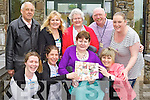 Pictured at the launch of elder abuse awareness day at Cul Didin on Thursday were Mary O'Shea-Moran, Muriel Reidy, Mary Milward and Alena Glonek..Back: Sonny Griffin, Katherina Gaine, Judy O'Connor, Bill McNamara and Bri?d O'Connor.