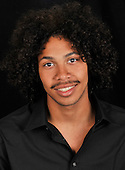 Royalty Free Stock Photo of an Afro American Male