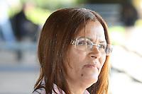 SAO PAULO, SP, 16 DE SETEMBRO DE 2013 -  CASO BIANCA CONSOLI. Novo julgamento do motoboy Sandro Dota (42), acusado de estuprar e matar a ex-cunhada, Bianca Consoli, quando ela tinha 19 anos, em 2011. Após o júri ter sido cancelado no mês passado, começa nesta segunda-feira (16), o novo julgamento, agora com acusado na condição de réu confesso, no Fórum Criminal Ministro Mário Guimarães – Barra Funda – zona oeste da Capital. (Foto: Mauricio Camargo / Brazil Photo Press).