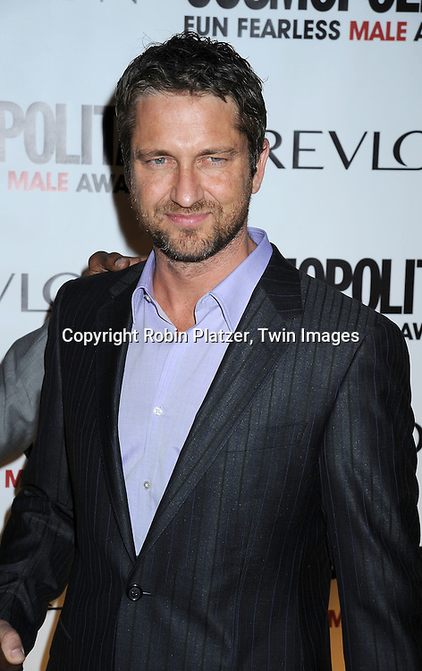 honoree  Gerard Butler