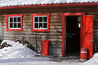 """Amérique/Amérique du Nord/Canada/Québec/Mauricie/Trois Rivières: Dany Néron , Chez Dany""""  à """"La Cabane à Sucre"""""""