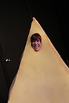 The Pyramid Shew by Megan Kellie at Sketchfest NYC, 2011. UCB Theatre.
