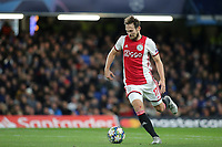 Daley Blind of Ajax in action during Chelsea vs AFC Ajax, UEFA Champions League Football at Stamford Bridge on 5th November 2019