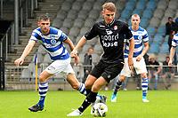 DOETINCHEM - Voetbal. De Graafschap - FC Emmen, voorbereiding seizoen 2017-2018, 12-08-2017,  FC Emmen speler Emiel Bijlsma