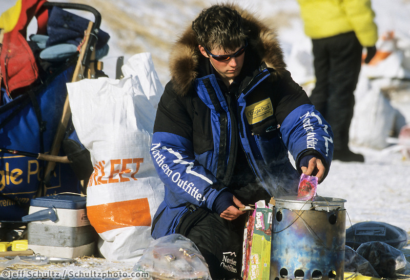 Andy Moderow thaws tang in hot water Unalakleet