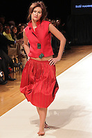NYC, FALL COLLECTION, COUTURE FASHION WEEK, FEBRUARY 14, 2010, ARGENTINA, SUSI HAMMER, WALDORRF ASTORIA, MODA 2010