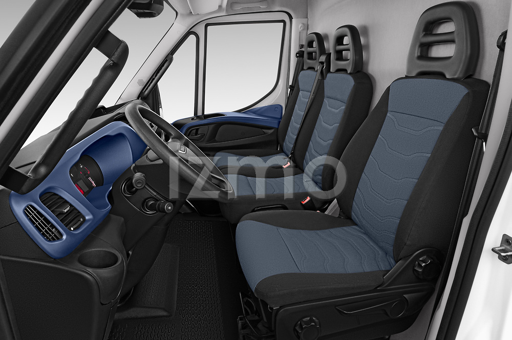 Front seat view of 2018 Iveco Daily S 4 Door Cargo Van Front Seat  car photos