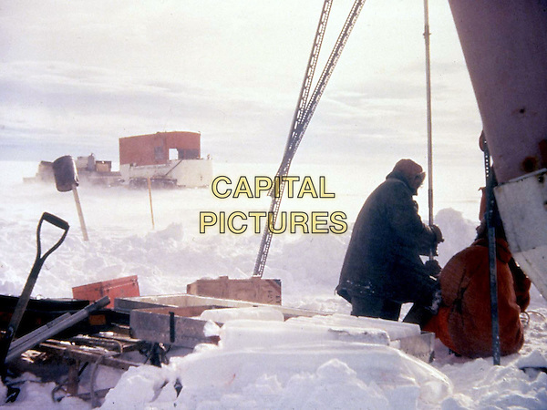 Ice and the Sky (2015) <br /> (La glace et le ciel)<br /> *Filmstill - Editorial Use Only*<br /> CAP/KFS<br /> Image supplied by Capital Pictures