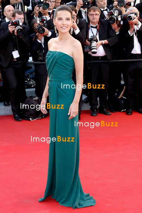 "Cannes,France. May 16 2012, Virginie Ledoyen attend the "" Moonrise Kingdom "" Premiere at the Palais des Festival During the 65th Annual Cannes Film Festival"