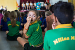Pupils at Ravenshoe State School waiting for the arrival of the Baton as the Queen's Baton Relay visited Ravenshoe. In the host state of Queensland the Queen's Baton will visit 83 communities from Saturday 3 March to Wednesday 4 April 2018. As the Queen's Baton Relay travels the length and breadth of Australia, it will not just pass through, but spend quality time in each community it visits, calling into hundreds of local schools and community celebrations in every state and territory. The Gold Coast 2018 Commonwealth Games (GC2018) Queen's Baton Relay is the longest and most accessible in history, travelling through the Commonwealth for 388 days and 230,000 kilometres. After spending 100 days being carried by approximately 3,800 batonbearers in Australia, the Queen's Baton journey will finish at the GC2018 Opening Ceremony on the Gold Coast on 4 April 2018.