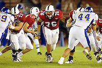 Paul Weinacht during Stanford's 63-26 win over San Jose State on September 14, 2002 at Stanford Stadium.<br />Photo credit mandatory: Gonzalesphoto.com
