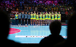 29/10/17 Fast5 2017<br /> Fast 5 Netball World Series<br /> Hisense Arena Melbourne<br /> Australia v New Zealand<br /> <br /> <br /> <br /> <br /> <br /> <br /> Photo: Grant Treeby