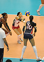 Brenda Castillo (DOM), November 17 2011 - Volleyball : .FIVB Women's World Cup 2011, 4th Round .match between Dominican Republic 3-2 Korea .at Tokyo Metropolitan Gymnasium, Tokyo, Japan. .(Photo by Atsushi Tomura/AFLO SPORT) [1035]