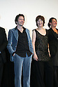 Mar 18, 2010 - Tokyo, Japan - (L-R) Mathieu Amalric and Jane Birkin attend the French Film Festival 2010 press conference at Roppongi Hills on March 18, 2010 in Tokyo, Japan. (Laurent Benchana/Nippon News)