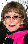 Phyllis Newman attending the New Dramatists 58th Annual Spring Luncheon to honor Edward Albee at the Mariott Marquee Hotel in New York City.<br />May 17th, 2007