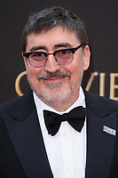 Alfred Molina arriving for the Olivier Awards 2018 at the Royal Albert Hall, London, UK. <br /> 08 April  2018<br /> Picture: Steve Vas/Featureflash/SilverHub 0208 004 5359 sales@silverhubmedia.com