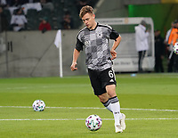 Joshua Kimmich (Deutschland Germany) - 16.11.2019: Deutschland vs. Weißrussland, Borussia Park Mönchengladbach, EM-Qualifikation DISCLAIMER: DFB regulations prohibit any use of photographs as image sequences and/or quasi-video.