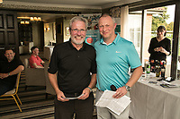 Nearest the pin 2nd hole was won by Tim Clarke of UHY Hacker Young