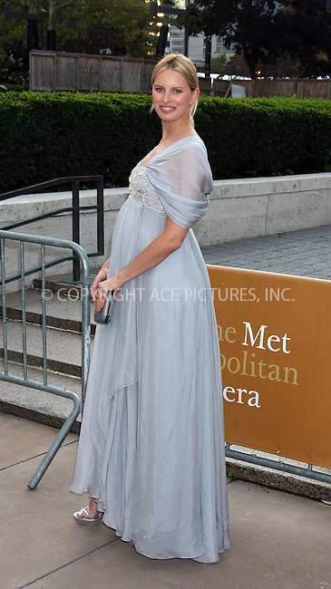 WWW.ACEPIXS.COM . . . . .  ....September 21 2009, New York City....Karolina Kurkova at the Metropolitan Opera opening night with a performance of 'Tosca' at the Lincoln Center for the Performing Arts on September 21, 2009 in New York City.....Please byline: AJ Sokalner - ACEPIXS.COM..... *** ***..Ace Pictures, Inc:  ..tel: (212) 243 8787..e-mail: info@acepixs.com..web: http://www.acepixs.com
