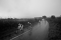 escape group entering the Cumbrin Mountains<br /> <br /> Tour of Britain<br /> stage 2: Carlisle to Kendal (187km)