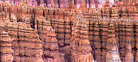Colorful hoodoos dominate the landscape at Bryce Canyon National Park, Utah