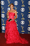 LOS ANGELES, CA. - September 20: Toni Collette poses in the press room at the 61st Primetime Emmy Awards held at the Nokia Theatre on September 20, 2009 in Los Angeles, California.