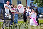 Morgan O'Flaherty, Emma Higginson, Aidan Murphy, Mike McCarthy, Sinead McCarthy and Carina Claffey.