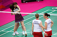 Badminton - Selection