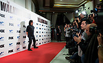 "Norman Reedus attends to an event with fans of ""The Walking Dead"" at Cines Capitol in Madrid. March 09, 2017. (ALTERPHOTOS/Borja B.Hojas)"