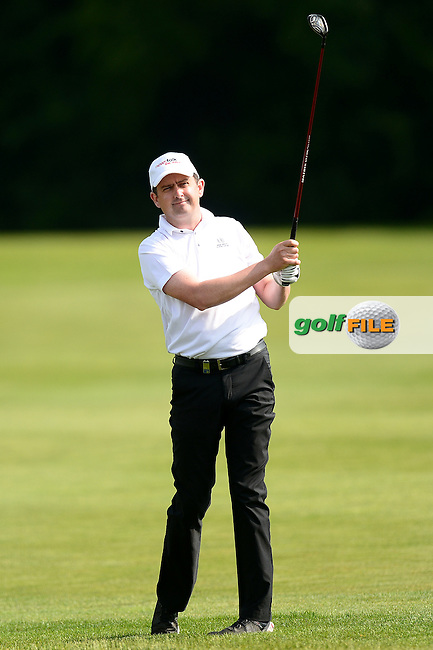 Peter Lawrie of Ireland during Round 2 of the Lyoness Open, Diamond Country Club, Atzenbrugg, Austria. 10/06/2016<br /> Picture: Richard Martin-Roberts / Golffile<br /> <br /> All photos usage must carry mandatory copyright credit (&copy; Golffile | Richard Martin- Roberts)