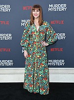"10 June 2019 - Westwood, California - Sara Rue. Netflix's ""Murder Mystery"" Los Angeles Premiere held at Regency Village Theater. Photo Credit: Birdie Thompson/AdMedia"