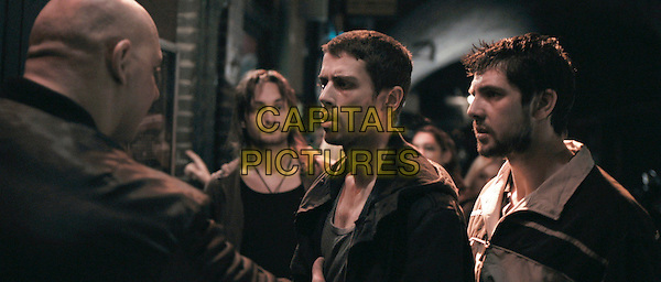 TOBY KEBBELL & ANDY LINDEN.in RocknRolla.*Filmstill - Editorial Use Only*.CAP/FB.Supplied by Capital Pictures.