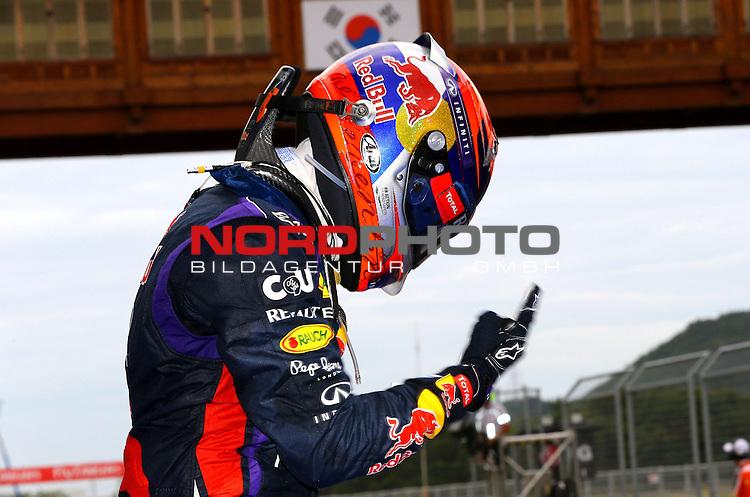 Sebastian Vettel (GER), Red Bull Racing <br /> for Austria &amp; Germany Media usage only!<br />  Foto &copy; nph / Mathis