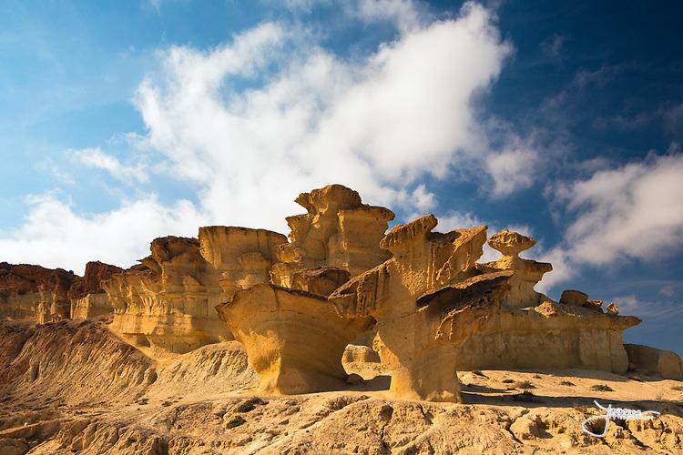 Erosiones de Bolnuevo - fantastic stone formations #erosionesdebolnuevo #bahiademazarrón #Bolnuevo