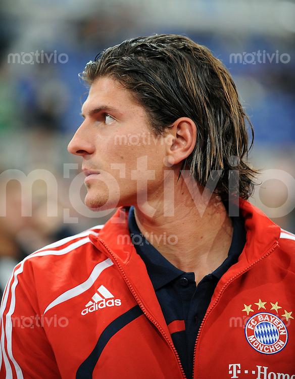 FUSSBALL   T-HOME CUP   SAISON 2009/2010   SPIEL UM PLATZ 3 FC Schalke 04 - FC Bayern Muenchen        19.07.2009 Mario GOMEZ (FC Bayern Muenchen)