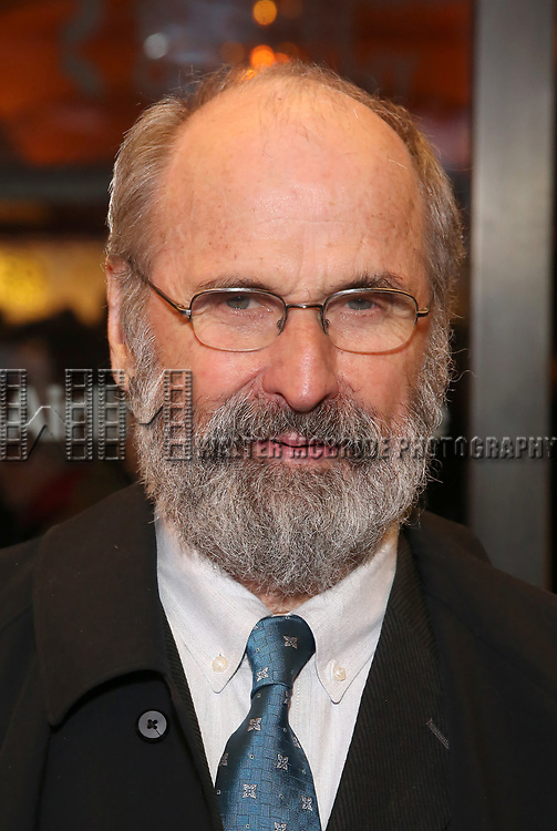 """Daniel Sullivan attends the Broadway Opening Night Performance of """"John Lithgow: Stories by Heart"""" at the American Airlines Theatre on January 11, 2018 in New York City."""