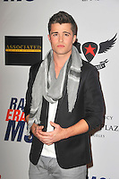 Spencer Boldman at the 19th Annual Race To Erase MS - 'Glam Rock To Erase MS' event at the Hyatt Regency Century Plaza on May 18, 2012 in Century City, California. © mpi35/MediaPunch Inc.