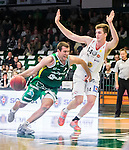 S&ouml;dert&auml;lje 2015-10-01 Basket Basketligan S&ouml;dert&auml;lje Kings - Uppsala Basket :  <br /> S&ouml;dert&auml;lje Kings Dino Pita i kamp om bollen med Uppsalas Alexander Lindqvist under matchen mellan S&ouml;dert&auml;lje Kings och Uppsala Basket <br /> (Foto: Kenta J&ouml;nsson) Nyckelord:  Basket Basketligan S&ouml;dert&auml;lje Kings SBBK T&auml;ljehallen Uppsala Seriepremi&auml;r Premi&auml;r