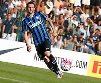 Marcelo Brozovic<br /> italian Prseason soccer match between FC inter e Carpi , at Stadium of Rischione di Brunico Italy July 15, 2015