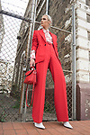 Sunday Mail fashion with Mirella, Suits at Pt Adelaide.  Photo: Nick Clayton