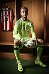 George Long Sheffield Utd