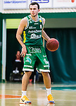 S&ouml;dert&auml;lje 2015-10-20 Basket Basketligan S&ouml;dert&auml;lje Kings - Bor&aring;s Basket :  <br /> S&ouml;dert&auml;lje Kings Davis Lejasmeiers i aktion under matchen mellan S&ouml;dert&auml;lje Kings och Bor&aring;s Basket <br /> (Foto: Kenta J&ouml;nsson) Nyckelord:  S&ouml;dert&auml;lje Kings SBBK T&auml;ljehallen Bor&aring;s Basket portr&auml;tt portrait