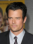 Josh Duhamel at the Touchstone Pictures' World Premiere of When in Rome held at El Capitan Theatre in Hollywood, California on January 27,2010                                                                   Copyright 2009  DVS / RockinExposures