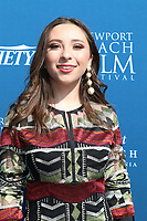 LOS ANGELES - NOV 11:  Ava Cantrell at the 10 Actors to Watch & Newport Beach Film Festival Fall Honors at the Resort at Pelican Hill on November 11, 2018 in Newport Coast, CA