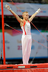 Sainsbury School Games 2014. Boys Atistic Gymnastics. Manchester MEN Arena September 2014