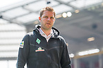 12.05.2018, OPEL Arena, Mainz, GER, 1.FBL, 1. FSV Mainz 05 vs SV Werder Bremen<br /> <br /> im Bild<br /> Florian Kohfeldt (Trainer SV Werder Bremen), <br /> <br /> Foto &copy; nordphoto / Ewert