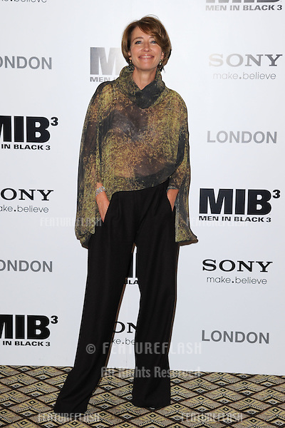 "Emma Thompson attending the ""Men in Black 3"" Photocall at the Dorchester Hotel, London. 16/05/2012 Picture by: Steve Vas / Featureflash"
