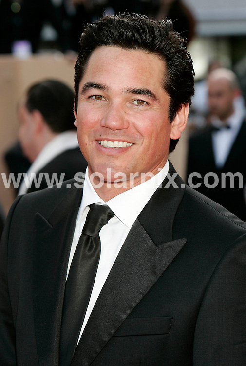 **ALL ROUND PICTURES FROM SOLARPIX.COM**.**SYNDICATION RIGHTS FOR UK AND SPAIN ONLY**.Dean Cain at the premiere of 'Indiana Jones and the Kingdom of the Crystal Skull' in Cannes..JOB REF:   6446    CPR        DATE: 16.04.08.**MUST CREDIT SOLARPIX.COM OR DOUBLE FEE WILL BE CHARGED* *UNDER NO CIRCUMSTANCES IS THIS IMAGE TO BE REPRODUCED FOR ANY ONLINE EDITION WITHOUT PRIOR PERMISSION*