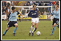 01/02/2003                   Copyright Pic : James Stewart.File Name : stewart-falkirk v st john 05.PADDY CONNOLY CAN'T WAIT UNTIL THE END OF THE MATCH BEFORE SWAPPING SHIRTS WITH JAMIE MCQUILKEN...James Stewart Photo Agency, 19 Carronlea Drive, Falkirk. FK2 8DN      Vat Reg No. 607 6932 25.Office     : +44 (0)1324 570906     .Mobile  : +44 (0)7721 416997.Fax         :  +44 (0)1324 570906.E-mail  :  jim@jspa.co.uk.If you require further information then contact Jim Stewart on any of the numbers above.........
